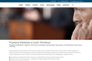 Szafrański Włodzimierz Biuro usług detektywistycznych - Detektyw Łódź