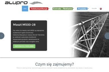 AluPro S.C. - Hale Stalowe Warszawa