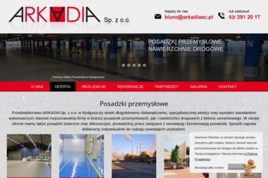 Arkadia sp. z o.o. - Posadzki żywiczne Bydgoszcz