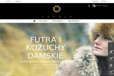 PPUH Carmen Edyta Wysocka - Krawiectwo Ciężkie Elbląg