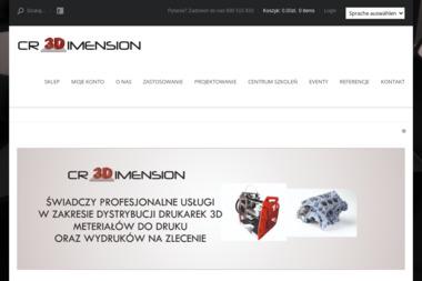 CR3DIMENSION - Automatyka, elektronika, urządzenia Chorzów