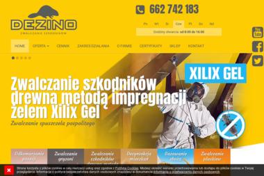 P.U.H. DEZINO Maciej Nowaczyk - Firma Sprzątająca Gniewkowo