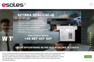 ESales Sp. z o.o. i Wspólnicy - Urządzenia dla firmy i biura Katowice