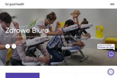 For Good Health Sp. z o.o. - Szkolenia menedżerskie Warszawa