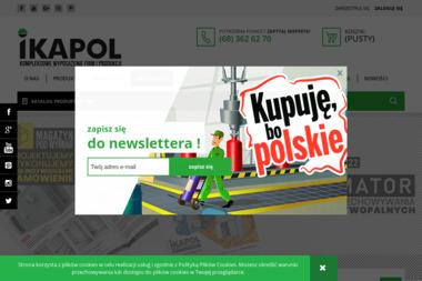 IKAPOL Marta Kozłowska - Urządzenia dla firmy i biura Lipinki Łużyckie