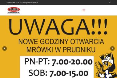 """P.P.H.U. """"MERKURY"""" SP. Z O.O. - Firma remontowa Prudnik"""