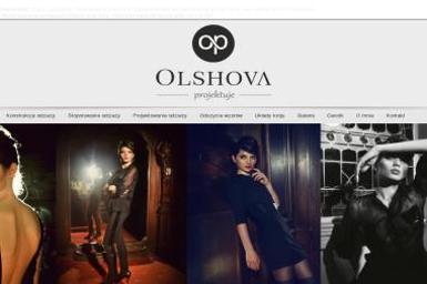 Olshova projektuje - Wzorcownie odzieży Bielawa