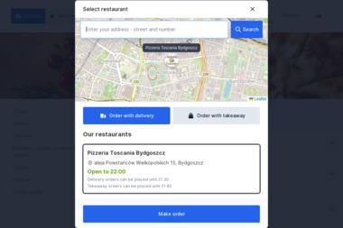 Pizzeria Toscania - Gastronomia Bydgoszcz