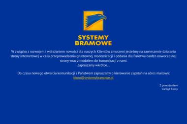 Systemy Bramowe Serwis - Drzwi Grodzisk Mazowiecki