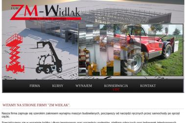ZM WIDLAK - Sprzęt Budowlany Łosice