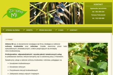 Zielono mi usługi ogrodnicze - Projektowanie Ogrodów Zimowych Mogilno