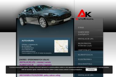 Auto-Krupa Mechanika Pojazdowa - Montaż LPG Siedlce