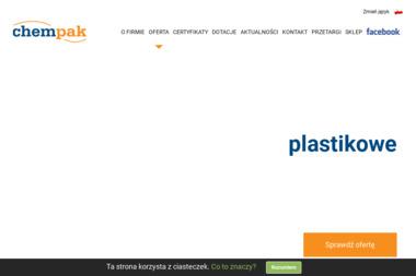 CHEM-PAK Zakład Produkcyjno - Handlowy - Opakowania Kutno