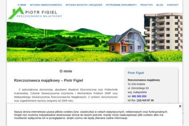 Rzeczoznawca 24 Biuro Wycen Majątkowych Piotr Figiel - Usługi Prawnicze Kraków