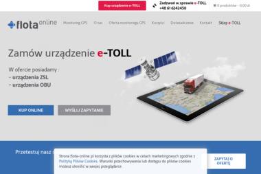 Flota-Online - Monitoring Pojazdów - Monitoring pojazdów GPS Poznań