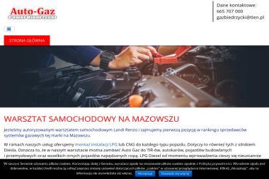 Auto-Serwis Instalacje gazowe Biedrzycki Paweł - Auto gaz Wola Prażmowska