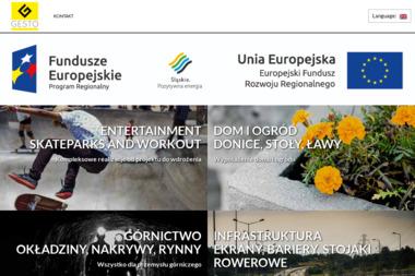 GESTO Sp. z o.o. - Skład Opału Katowice