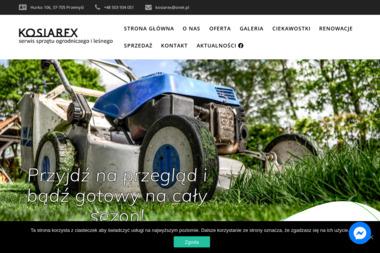 F.H.U. KOSIAREX - Części do maszyn rolniczych Przemyśl