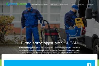 Maxclean sp z o.o. - Sprzątanie Firm Kolbudy