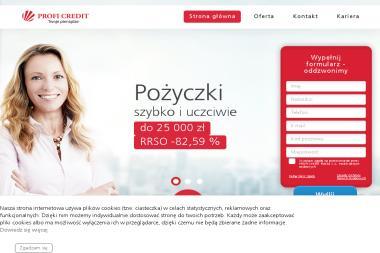 Profi Credit Polska S.A. - Pożyczki bez BIK Opole