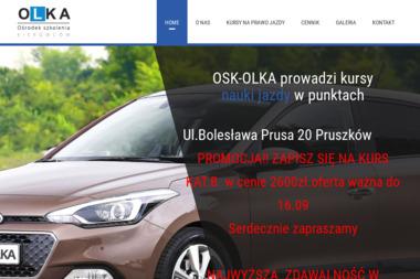 Prżewóz osób Tadeusz Strzelecki - Transport Osób Pruszków