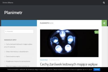 Usługi Geodezyjne PLANIMETR Robert Kołaczkowski - Geodeta Warszawa