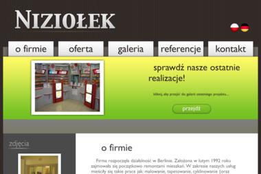 Zakład Drzewny Kazimierz Izdebski i Ewa Niziołek - Gruntowe Wymienniki Ciepła Parczew