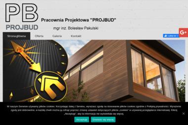 Pracownia projektowa Projbud Bolesław Pakulski - Architekt Płock