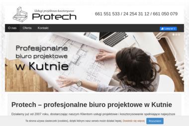 Protech Usługi projektowo-kosztorysowe Anna Tarnowska - Projekty Domów z Poddaszem Kutno