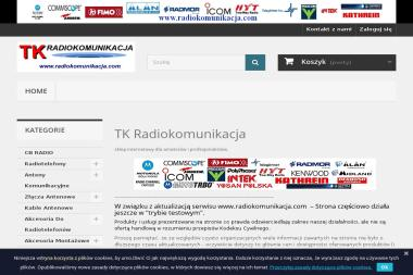 Telesfor Radiokomunikacja - Części i podzespoły elektroniczne Kraków