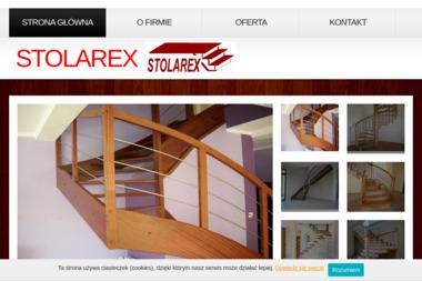 ZPHU STOLAREX Wojciech Kujawa - Schody metalowe Cierpice