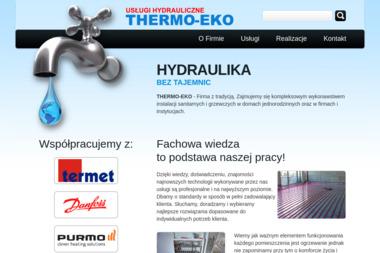 THERMO-EKO Usługi Hydrauliczne - Instalacja Gazowa w Domu Kotuń