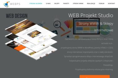 WEB Projekt Studio Krzysztof Pełnikowski - Webinar Online Wolsztyn