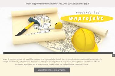 WN-Projekt Wojciech Nosarzewski - Architekt Przasnysz