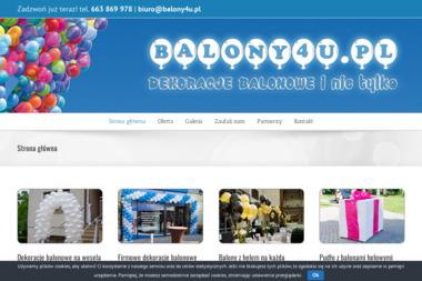 TURCK - Balony z helem Opole