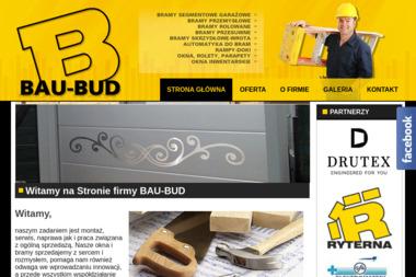 Bau-Bud - Bramy Segmentowe Szydłowo