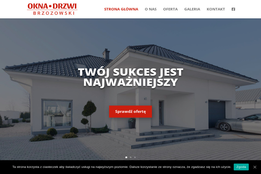 Salon Okien i Drzwi Brzozowski - Bramy garażowe Mysłowice