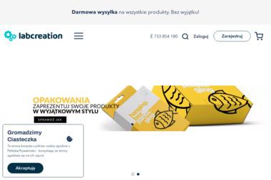 LABCREATION S.C. - Druk katalogów i folderów Olsztyn