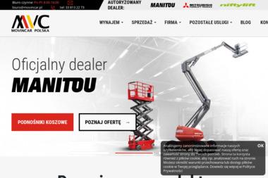 Movincar Polska Sp. z o.o. - Wózki widłowe Bielsko-Biała