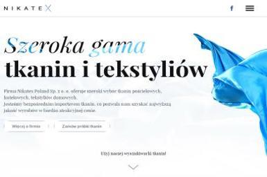 Nikatex Poland - Tkaniny Łódź