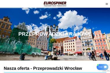 EUROSPINER Maciej Rąk - Przeprowadzki międzynarodowe Wrocław