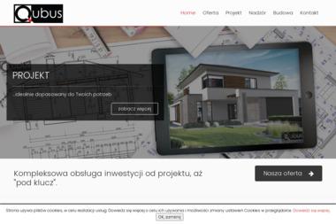 QUBUS Arkadiusz Kubicki - Budowa domów Kłobuck