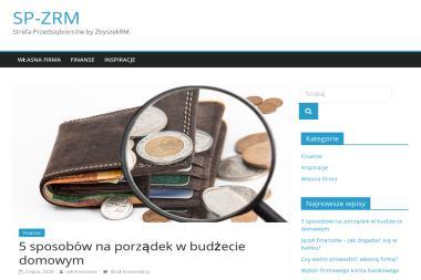 ZRM Zakład Remontowo - Montażowy Sp. z o. o - Gastronomia Zielona Góra