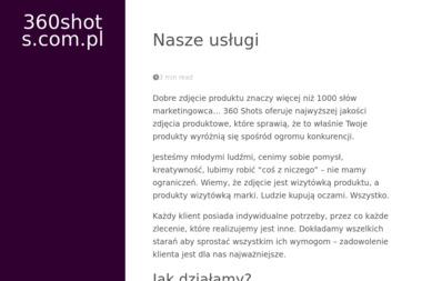 MCM Przemysław Nowicki - Agencje fotograficzne Pabianice