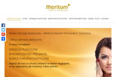 Meritum Centrum Medyczne - Psycholog Kamień Pomorski