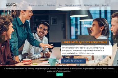 Discover Strategy - Szkolenia BHP Warszawa