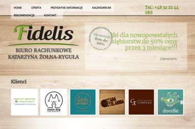 Biuro Rachunkowe FIDELIS Katarzyna Żołna - Biuro rachunkowe Tychy