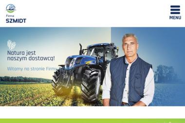 Firma Szmidt - Nasiona, cebulki Ślesin