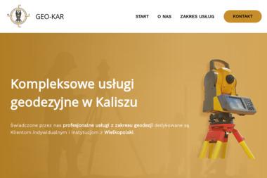 Geo-Kar Krawczyk K. - Ewidencja Gruntów Kielce