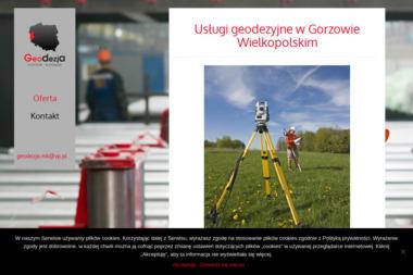Geodezja - Geodeta Gorzów Wielkopolski